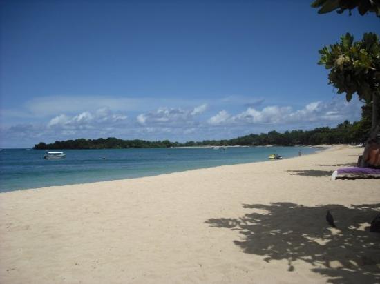 นูซาดัว, อินโดนีเซีย: Nusa Dua beach