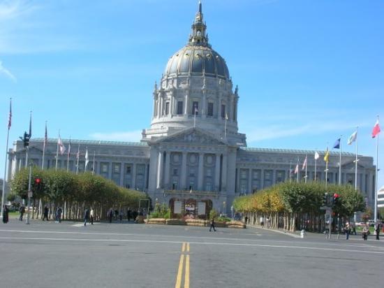 San Francisco City Hall: City Hall