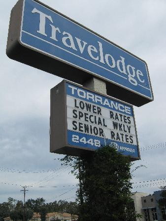 Travelodge Torrance/Redondo Beach: AAA aproved