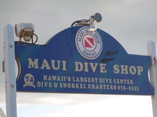 Foto de Maui Dive Shop