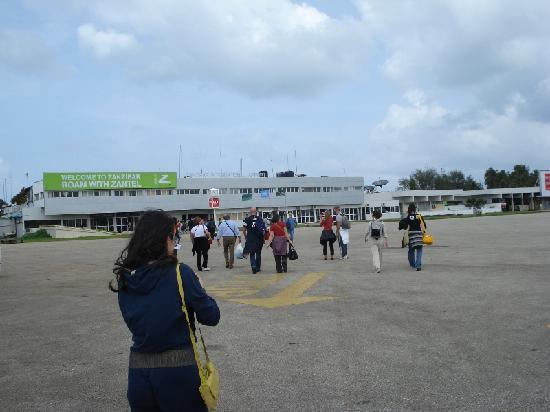 Aeroporto Zanzibar Arrivi : Aeroporto foto di royal zanzibar beach resort nungwi