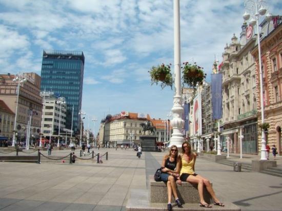 Ban Josip Jelacic Monument ภาพถ่าย