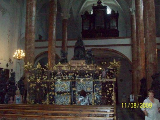 Court Church of Innsbruck (Hofkirche) Photo