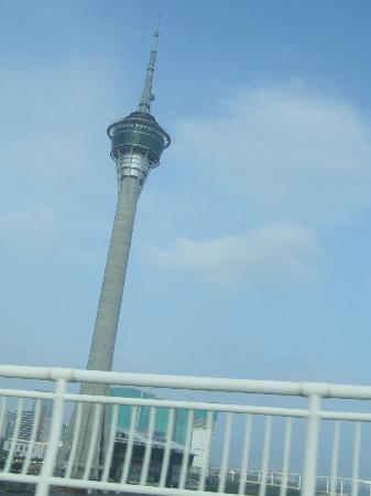 Macau Tower Convention & Entertainment Centre: マカオタワーーーーー