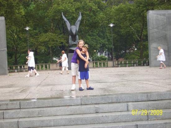 Battery Park ภาพถ่าย