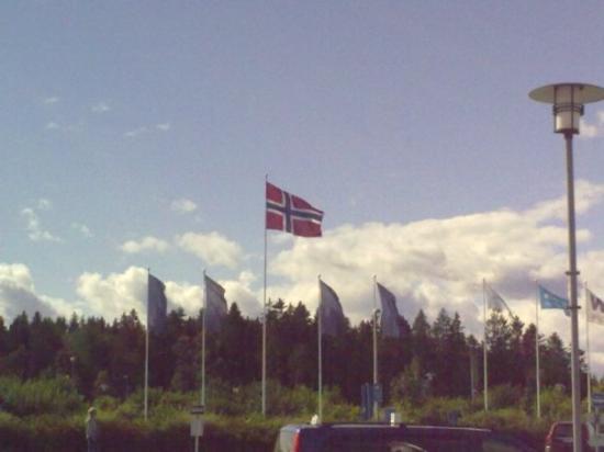 Vastervik, สวีเดน: norway, sandefjord