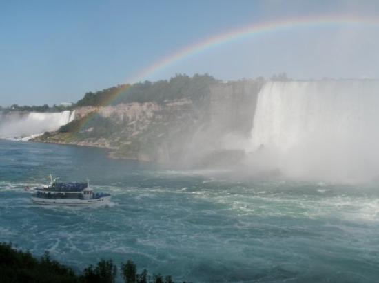 Journey Behind the Falls ภาพถ่าย