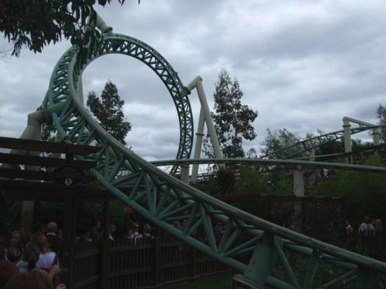 Thorpe Park : Yet more Collosous