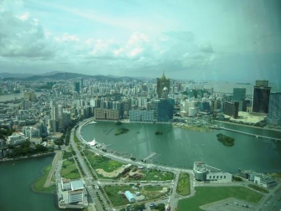 Macau Tower Convention & Entertainment Centre: Macau!! (From Macau tower)