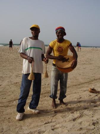 Serekunda, แกมเบีย: rytmiryhmä