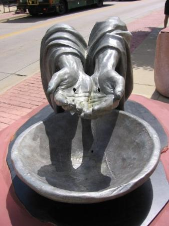 SculptureWalk Sioux Falls Photo