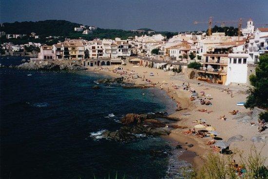 Calella de Palafrugell, España: Calella de Palfrugell Spain