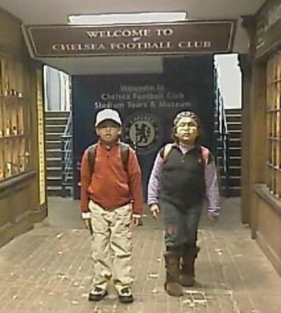 Chelsea FC Stadium Tour & Museum ภาพถ่าย