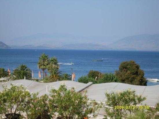 Dassia, กรีซ: 21/07/2009