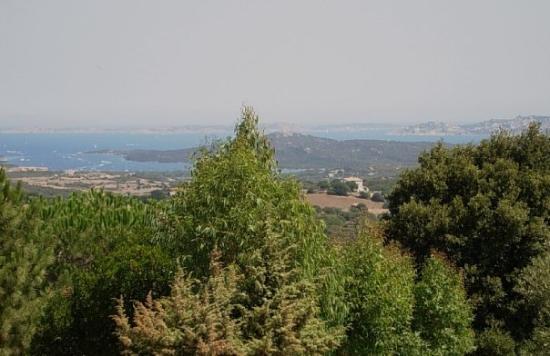 Темпио-Паузания, Италия: vista dalla casetta di fede