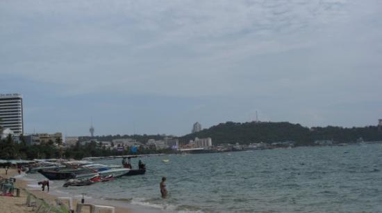 หาดพัทยา: Pattaya Beach