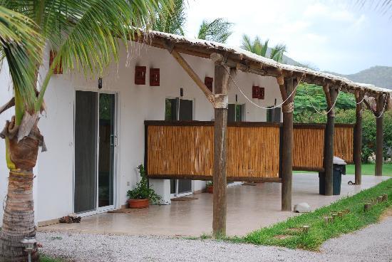 Cardon Adventure Resort: Room exterior
