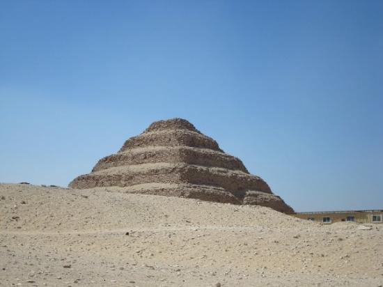 """01-08-2009 """"Pirámide Escalonada - Saqqara"""""""