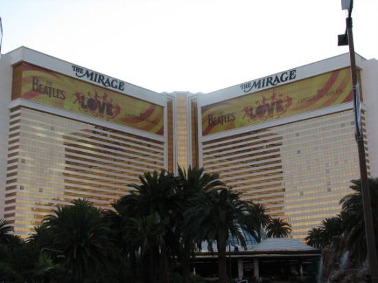 โรงแรมเดอะมิราจ & คาสิโน: Le Mirage.