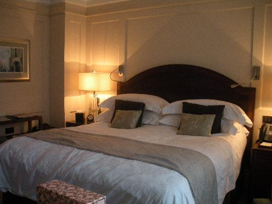 The Langham, London: Great bed