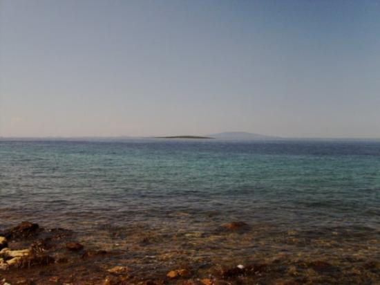 Mare dell'isola di Pag..