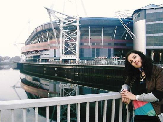 Principality Stadium: 5. Stop: Cardiff (South Wales)