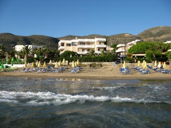 Stalis, Hellas: Zephyros hotel