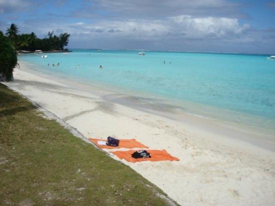 Matira Beach Photo