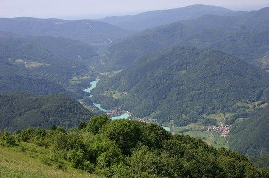 Tolmin, SloveniaKobalaTake Off