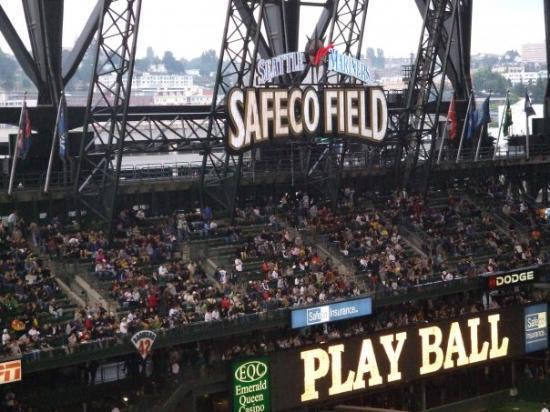 Safeco Field: El partido :D