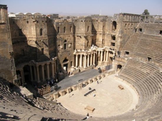 theater, Bosra