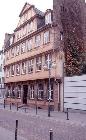 Rotes Haus Frankfurt goethe house frankfurt 2018 all you need to before you go