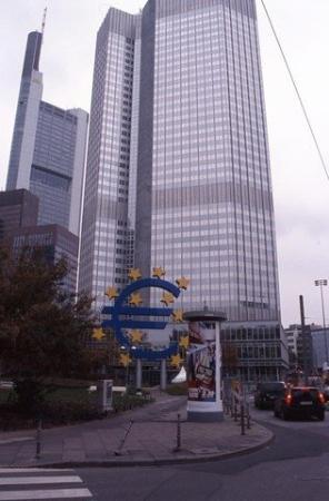 Schillerpassage Frankfurt frankfurt germany fotografía de stock exchange borse frankfurt