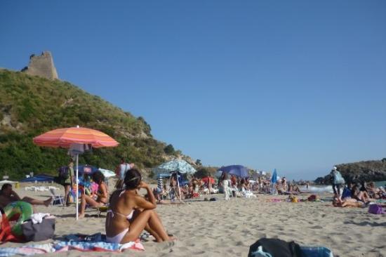 Marina di Ascea, Włochy: Ascea - la spiaggia