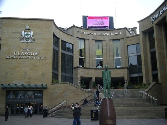 ‪The Glasgow Royal Concert Hall‬