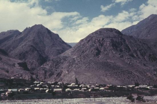 Nalchik, Russia: Kaukasus 1981
