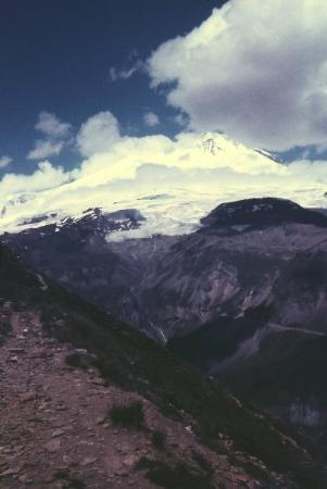Nalchik, Russia: Kaukasus 1981 - Elbrus