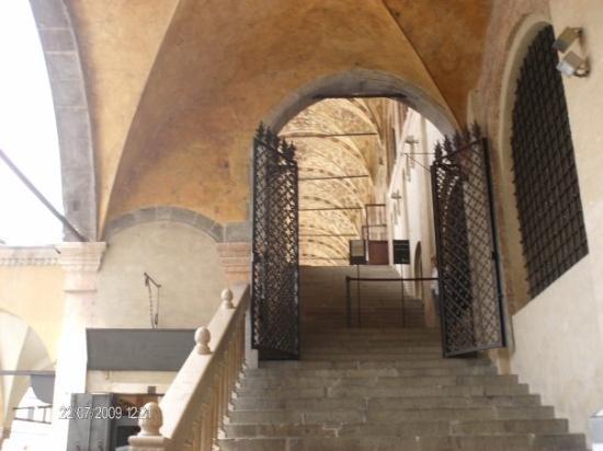 Palazzo della Ragione : Palacio de la Provincia