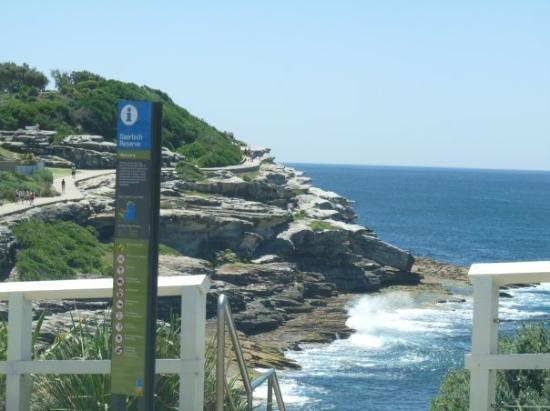 Tamarama Beach: Bondi to Bronte walk