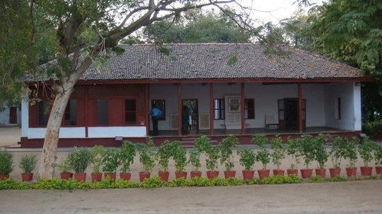 Sabarmati Ashram / Mahatma Gandhi's Home