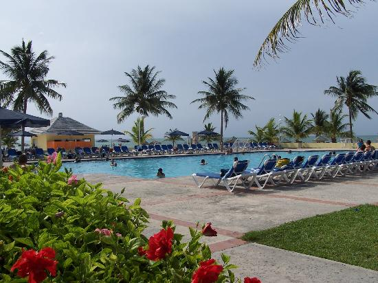 Viva Wyndham Fortuna Beach - An All-Inclusive Resort: Viva Fortuna Pool