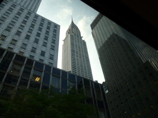 Chrysler Building: Nueva York, Nueva York, Estados Unidos