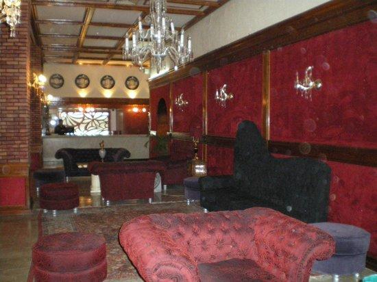 Hotel Roma: main lobby