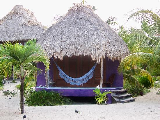 "Matachica Resort & Spa: Freshly painted ""Grape"""