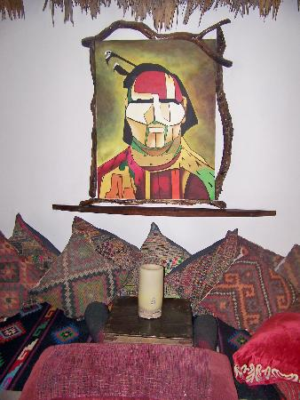 Matachica Resort & Spa: Cool artwork...