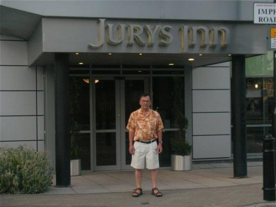 DoubleTree by Hilton Hotel London - Chelsea: The Jury's are welcome at the Jury's Inn