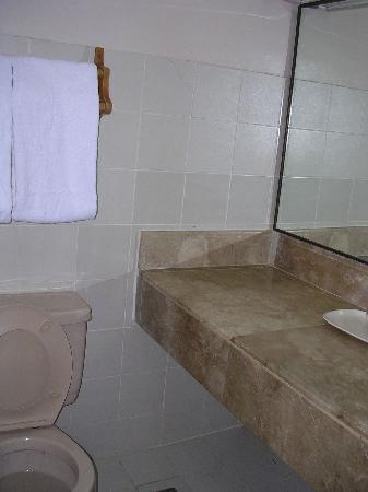 Bogo, Philippines : Bathroom