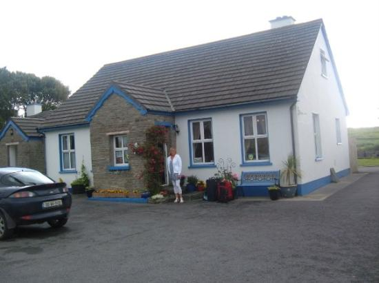 """Toomullin House: """"hjemmet vårt"""" i Doolin, Toomulin House - anbefales. Chris var både hyggelig og hjelpsom"""