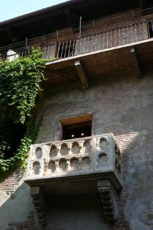 Het Balkon Romeo En Julia Picture Of Verona Province Of Verona