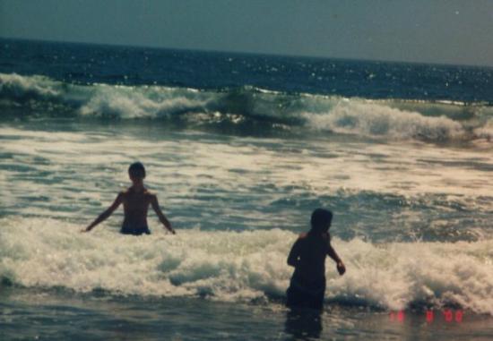 Santa Monica State Beach: Pacific